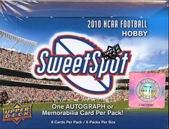 2010 Upper Deck NCAA Sweet Spot