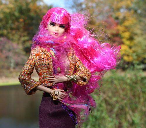 Tarina at the Pond