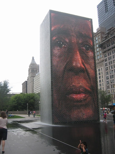 Chicago outdoor art