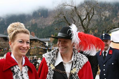 Das neue Prinzenpaar - Prinz Mario XX & Prinzessin Corinna I
