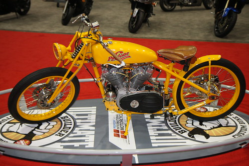 2010 San Mateo - Psyclone - Ultimate Builder Custom Bike Show