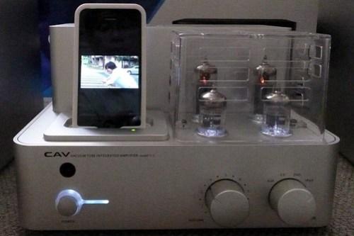 CAVジャパン 真空管アンプシステム T-2