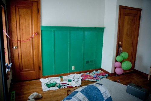 How To: Board and Batten Wall
