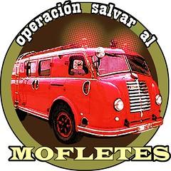 "Logo ""Salvar a Mofletes"""
