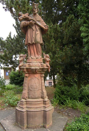 St Nepomuk in Amöneburg 8