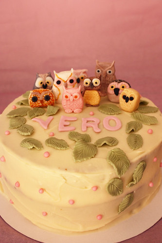 Owl Cake2