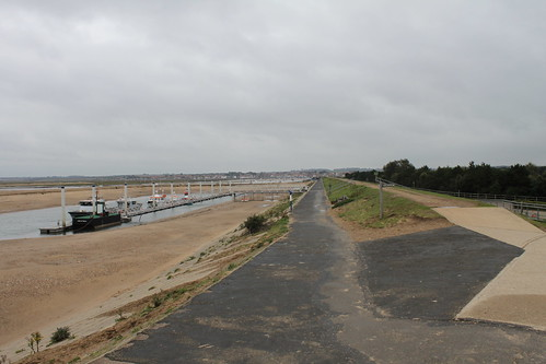 Looking towards Wells