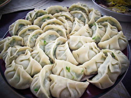Pork Dumplings (Cooked)