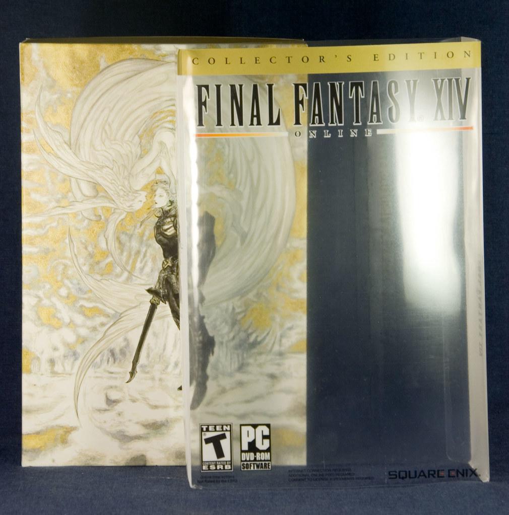 Final Fantasy XIV Collector Edition 07