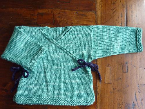 Big Al's baby kimono