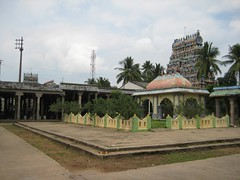 View from Amman shrine