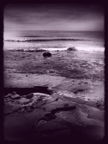 Plastic Bullet Rock & Beach