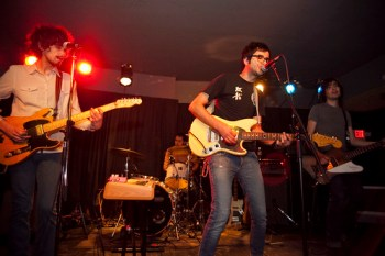 Meligrove Band @ Mavericks