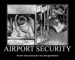 d airport security