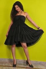 Indian Actress DISHA POOVAIAH Hot Photos Set-1 (43)