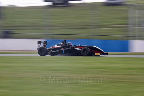 F3 Cup during the MSVR Weekend at Donington Park, April 2017