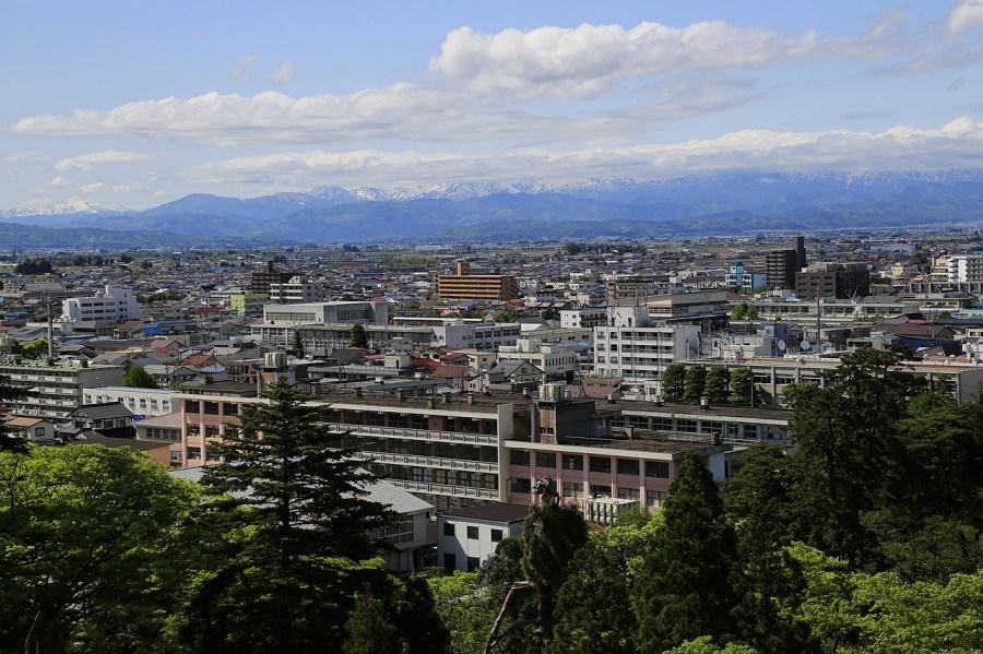 天守閣,日本自助遊,日本自駕遊,會津若松城,福島景點,鶴ヶ城 @VIVIYU小世界