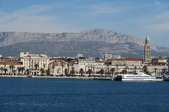 Split from the ferry