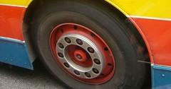 """Das Rad. Die Räder. Das Rad eines Busses. Das Rad eines Omnibusses. Dieses Rad ist ziemlich groß. • <a style=""""font-size:0.8em;"""" href=""""http://www.flickr.com/photos/42554185@N00/34061380343/"""" target=""""_blank"""">View on Flickr</a>"""