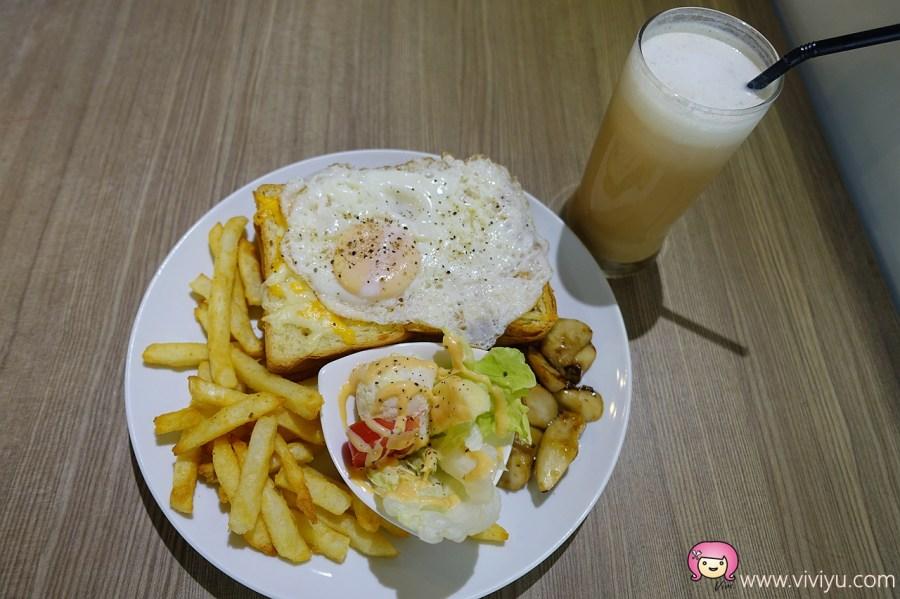桃園早午餐,桃園早餐,桃園美食,檸檬樹,檸檬樹早午餐 @VIVIYU小世界