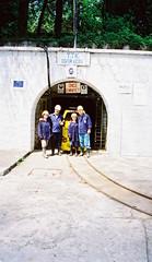 maden ocağı girişi