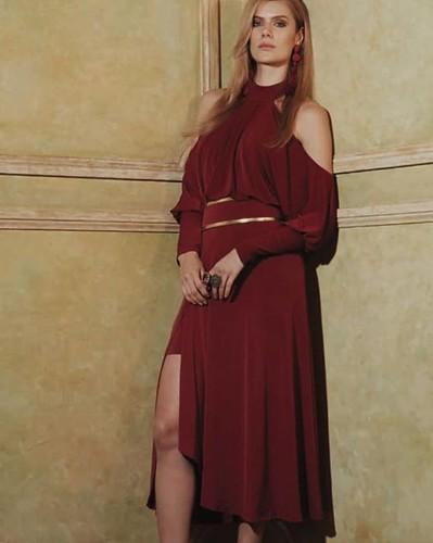 Lindo, sexy e arrojado!! Vestido Regina Salomão
