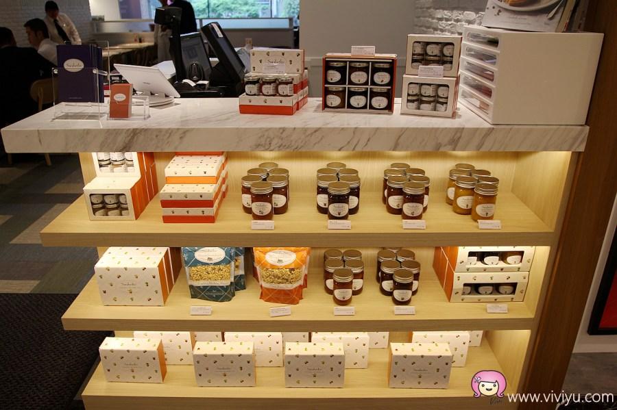 Sarabeth's,甜食,百貨美食,紐約早餐女王,鬆餅 @VIVIYU小世界