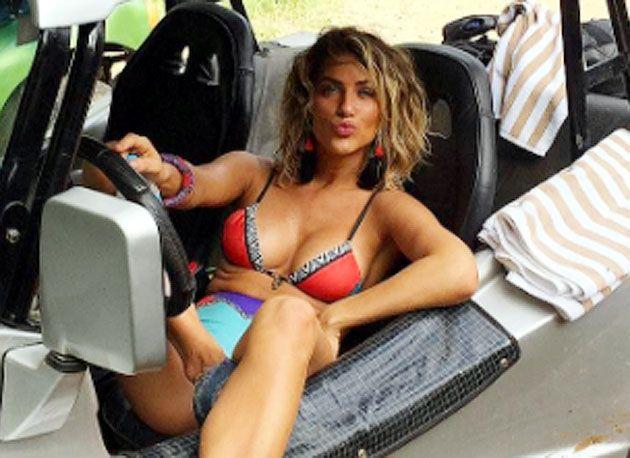 Giovanna Ewbank revela que desmaiou ao ver resultado do implante de próteses de silicone