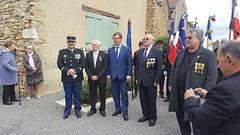 Cérémonie du 8 Mai à Saint Martin des Champs