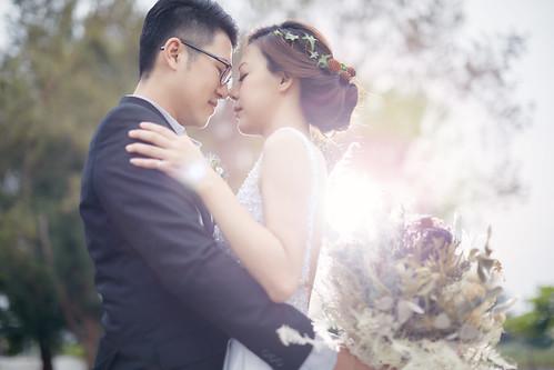 Pre-Wedding [ 南部婚紗 - 草原森林建築特殊景類婚紗 ] 婚紗影像 20170510 - 144拷貝