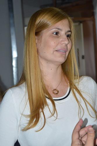 Josiane Frigini, fisioterapeuta pélvica da Unique