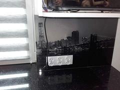 Szkło hartowane z nadrukiem