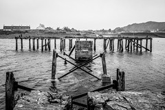 The old pier