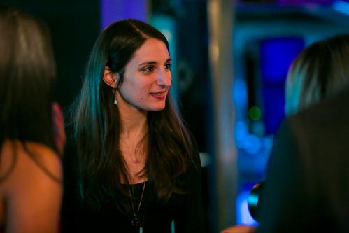 Alexandra Zaretsky, WITNESS staff member