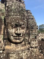 Face at Angkor Thom