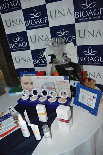 Bioage em exposição