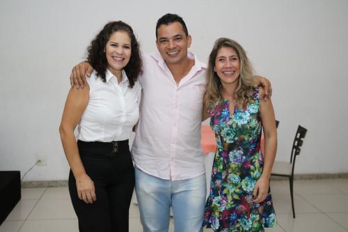 Ione, ROnan e Daniella