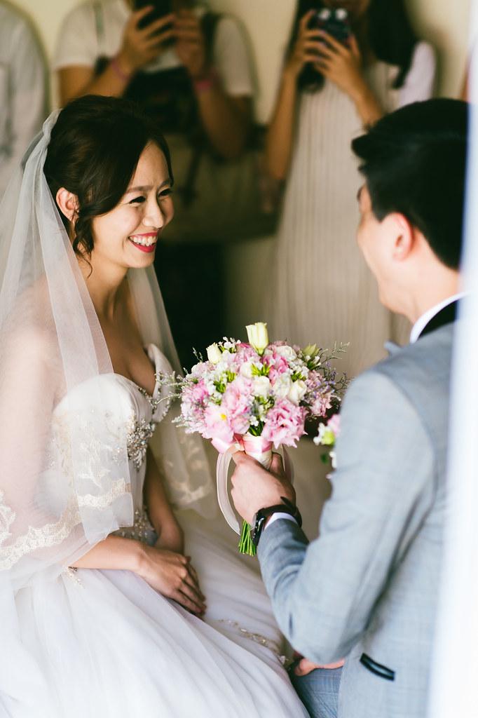 """""""台北推薦台中婚攝,JOE愛攝影,清水成都,結婚迎娶"""