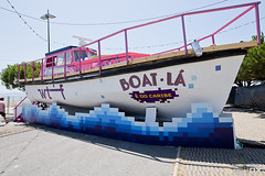 20170704 - Visita ao recinto NOS Alive 2017 @ Passeio Marítimo de Algés