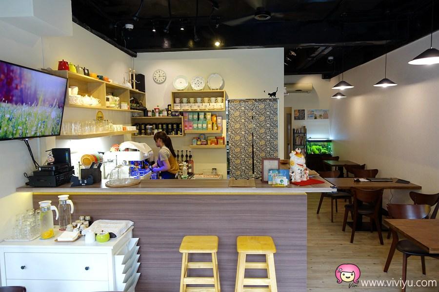 (關門大吉)[桃園.美食]時時喫茶店:時々/ときどき~超值日式定食.早餐時段點飲料加贈早餐(有機水煮蛋+天然酵母吐司+奶油或果醬) @VIVIYU小世界