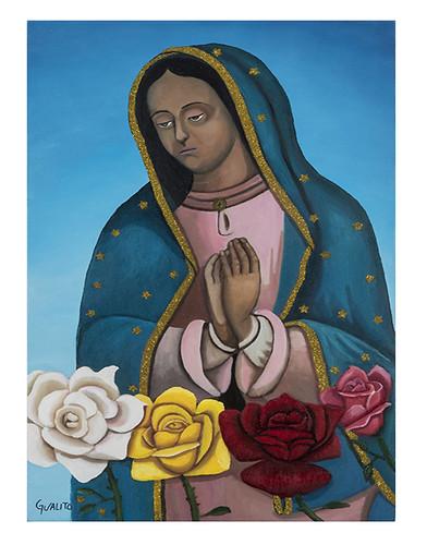 Autor: JOSE ANTONIO GUALITO RESENDIZ, Misterio  80x50 cm