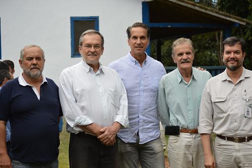 Marcos Wasilevski, James Simpson, Vitos Fasano, Roberto Azeredo, Sandro Morais