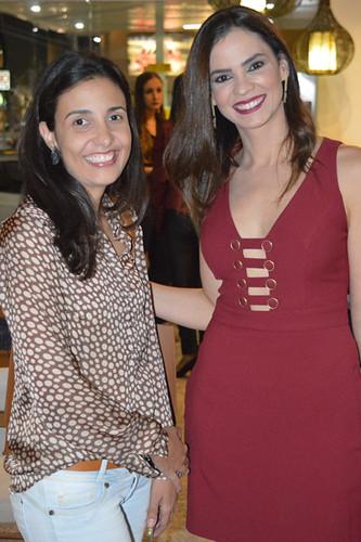 Licinea e Laura Lage