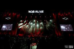 20170707 - The Kills @ NOS Alive 2017