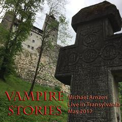 Vampire Stories - Digital Album Cover