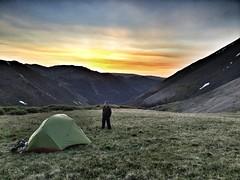 Epic campsite :-)