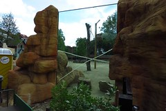 274 - 2017 06 01 - Bouw nieuw giraffen- en bergzebraverblijf