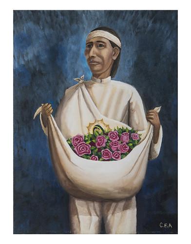 Autor: CARLOS FERNANDO ARAUJO CORRALES, Juan Diego  40x50 cm