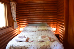 Little Log Bedroom