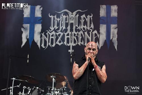 Impaled Nazarene - Tuska 2017